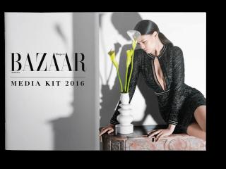 MediaKit Harper's Bazaar